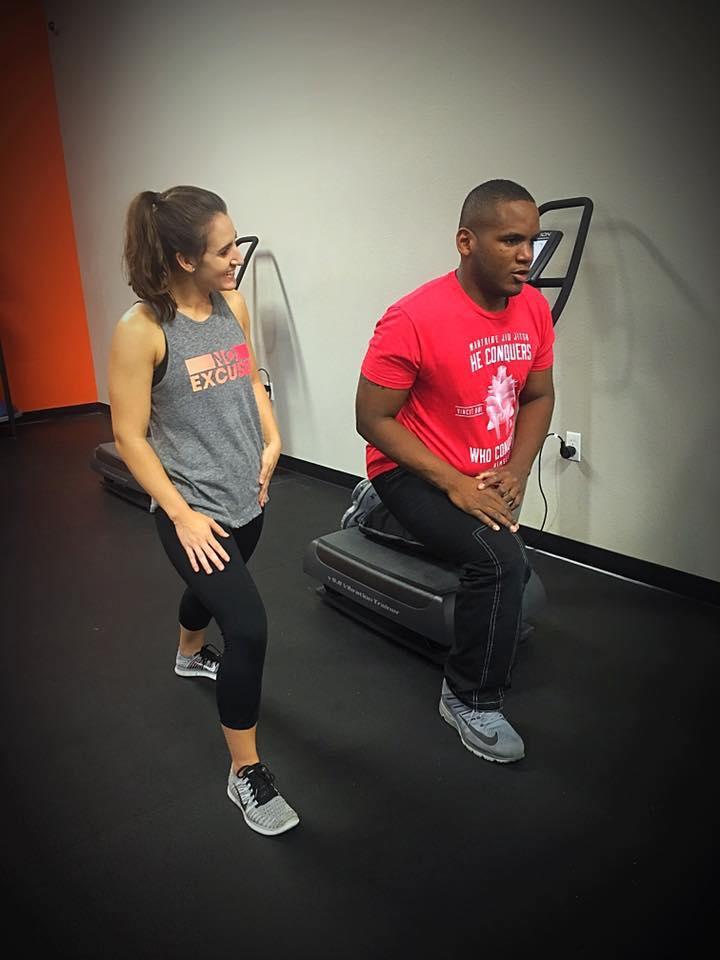 Personal Training Tyler lite Fitness Tyler