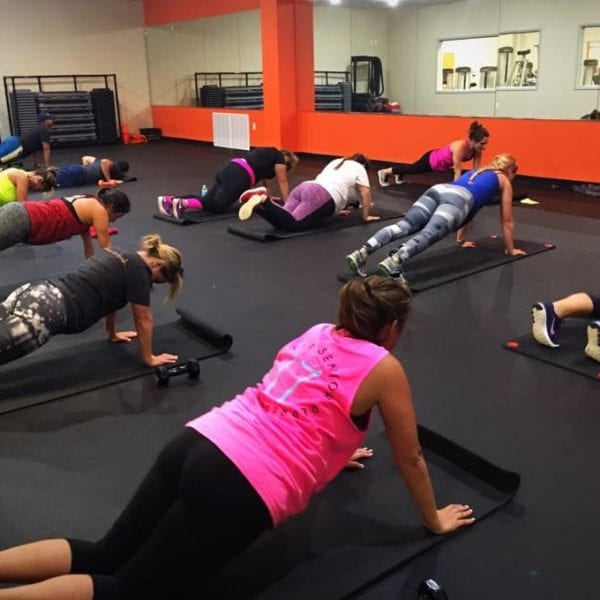 elite fitness tyler gym ab core class