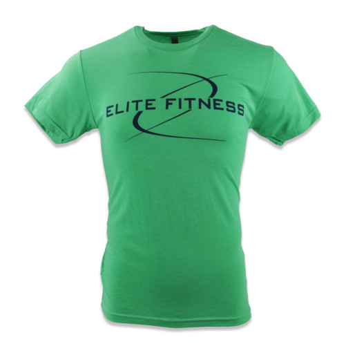 24-7 Gym - Elite Fitness Tyler - Green Shirt