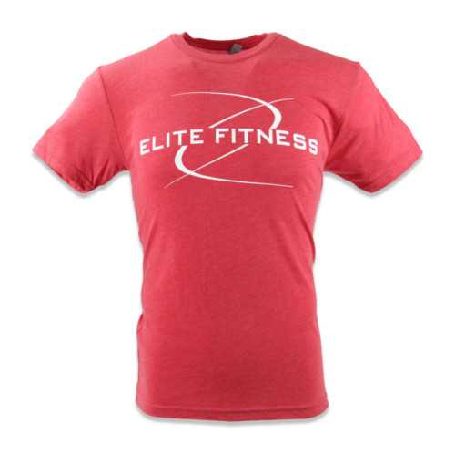 Tyler Fitness Center - Elite Fitness - Red Shirt