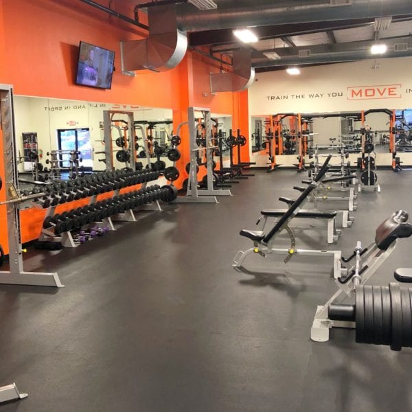 Tyler Fitness Center - Tyler Gym - Virtual Tour - 3